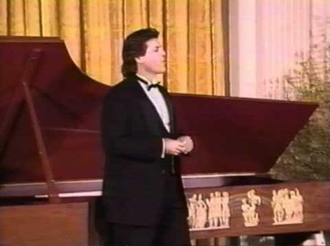 <span>FULL </span>Thomas Hampson at the White House Washington DC 1996