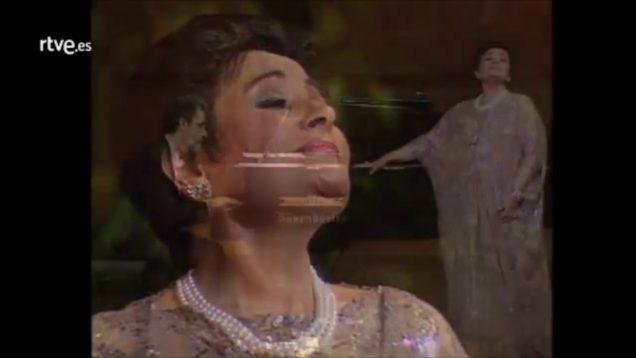 <span>FULL </span>Victoria de los Ángeles Recital at Gran Teatre del Liceu Barcelona 1994