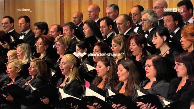 War Requiem (Britten) Salzburg 2013 Netrebko Hampson Bostridge