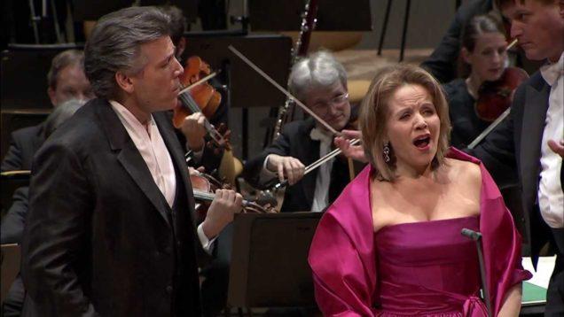 A Richard Strauss Evening Berlin 2011 Fleming Hampson Thielemann