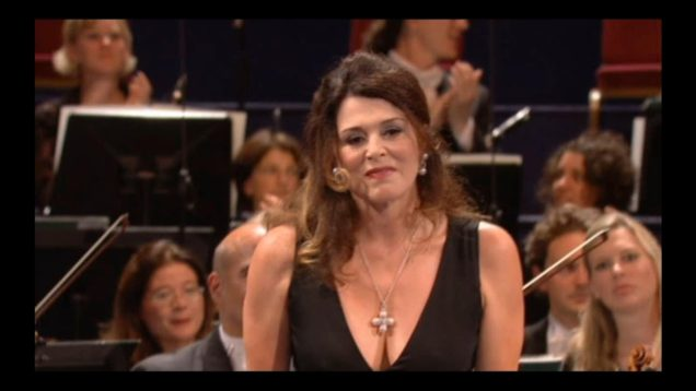 BBC Proms London 2013 Antonacci sings Wesendonck Lieder