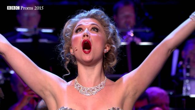 BBC Proms London 2015 Bernstein – Stage and Screen