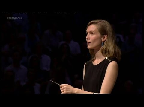 BBC Proms London 2016 Hannigan sings Let me tell you