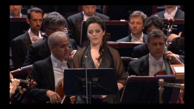 <span>FULL </span>BBC Proms London 2016 Maria Agresta sings Verdi
