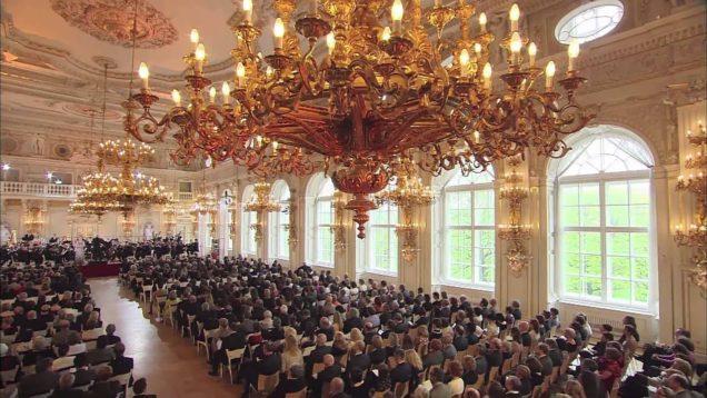 Biblical songs (Dvorak) Europakonzert Prague 2013 Kozena Rattle