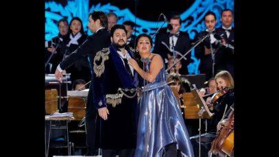 <span>FULL </span>Classics at the Palace Square St.Petersburg 2016 Netrebko Eyvazov Abdrazakov et al