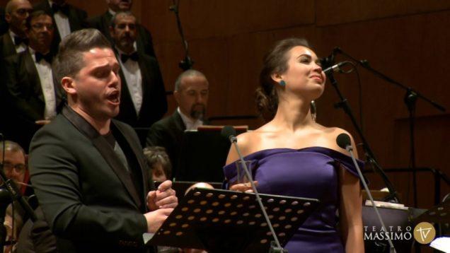 Concerto di Capodanno Palermo 2017 Sierra Fanale