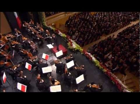Concerto di Capodanno Venice 2011 Harding Rancatore Pirgu