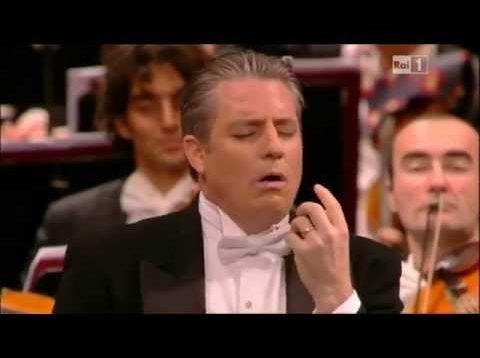 Concerto di Capodanno Venice 2015 Harding Agresta Polenzani