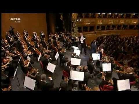 Concerto di Capodanno Venice 2010 Antonacci Meli Gardiner