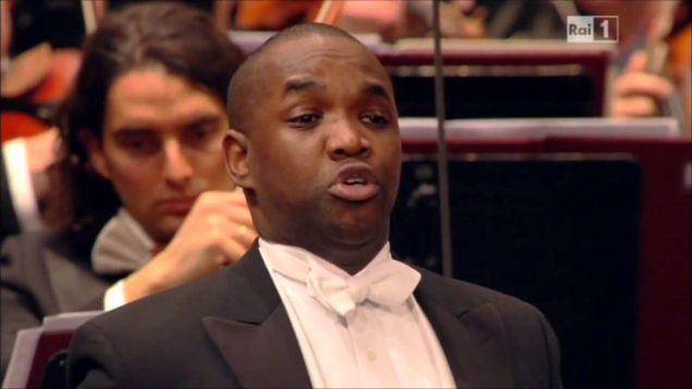 Concerto di Capodanno Venice 2014 Brownlee Giannattasio
