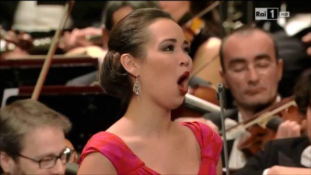Concerto di Capodanno Venice 2016 Conlon Sierra Secco