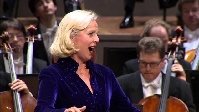 Das Lied von der Erde (Mahler) Berlin 2011 von Otter Skelton Rattle