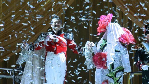 Die Polnische Hochzeit (Behr) Graz 2019 Butter Melnikova Brickner