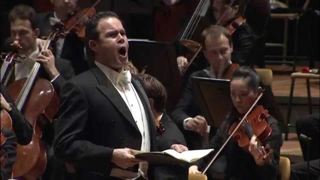 Ein Deutsches Requiem (Brahms) Berlin 2009 Finley Juntunen