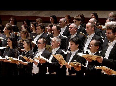 Ein Deutsches Requiem (Brahms) Berlin 2015 Gerhaher Stagg Thielemann