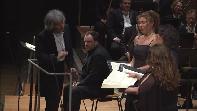 Elias (Mendelssohn) Berlin 2009 Ozawa Dasch Goerne