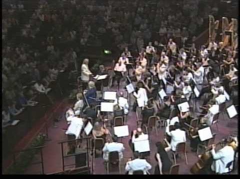 <span>FULL </span>Gurre-Lieder BBC Proms London 2002 Runnicles Brewer Langridge