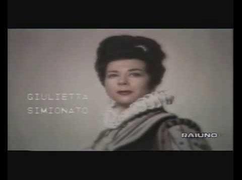 <span>FULL </span>I grandi della lirica Giulietta Simionato Movie RAI 1980