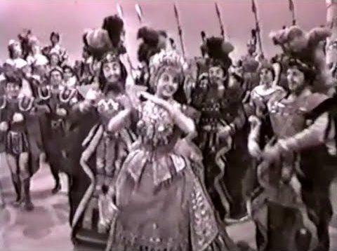 La belle Helene London 1964 Sadler's Wells