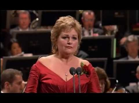 Last Night of the Proms London 2011 Susan Bullock sings Wagner