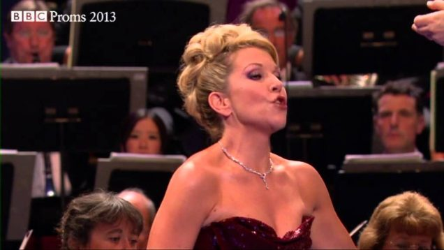 Last Night of the Proms London 2013 Joyce DiDonato