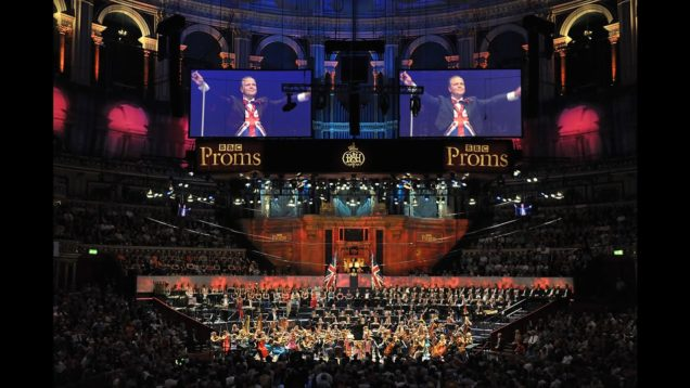 Last Night of the Proms London 2014 Daszak Watts