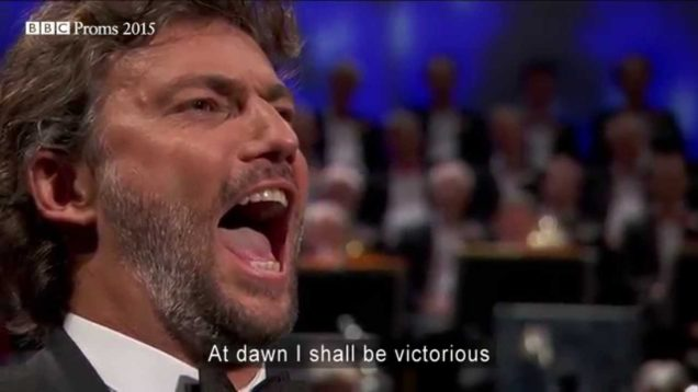 <span>FULL </span>Last Night of the Proms London 2015 Jonas Kaufmann Danielle de Niese