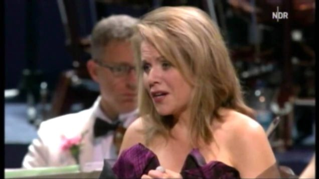 Last Night of the Proms London 2010 Renee Fleming