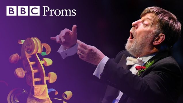 Last Night of the Proms London 2018 Gerald Finley