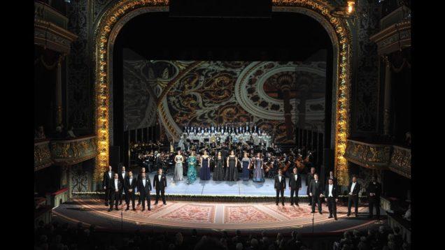 Latvian Opera 100 Years Concert Riga 2018