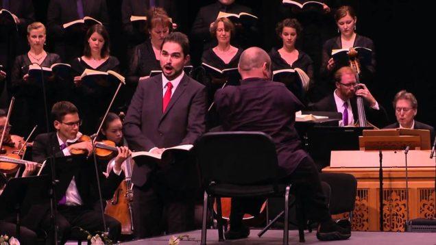 Matthäus-Passion (Bach) Verbier 2015 Quasthoff Padmore Karg Maltman