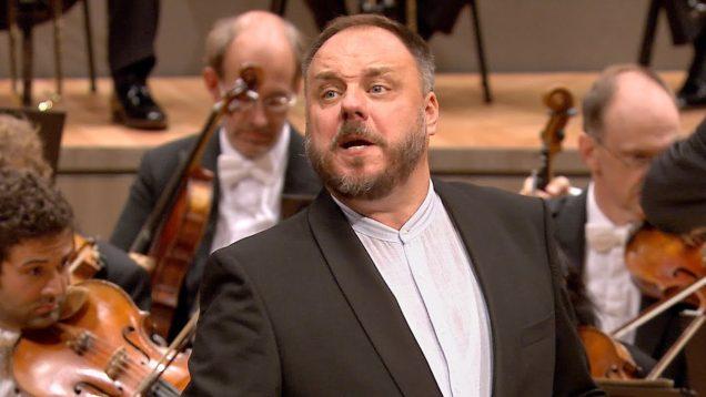 Matthias Goerne sings Schubert and Strauss Berlin 2016