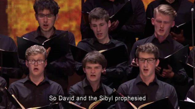 <span>FULL </span>Messa da Requiem BBC Proms London 2016 Wilson Kolosolva Pittas