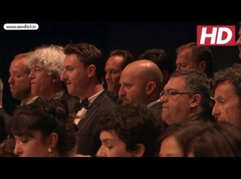 Messa da Requiem Verbier 2013 Noseda Agresta Barcellona Beczala