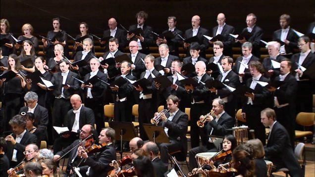 Messe C-Dur (Beethoven) Berlin 2011 Harnoncourt Kleiter Boesch