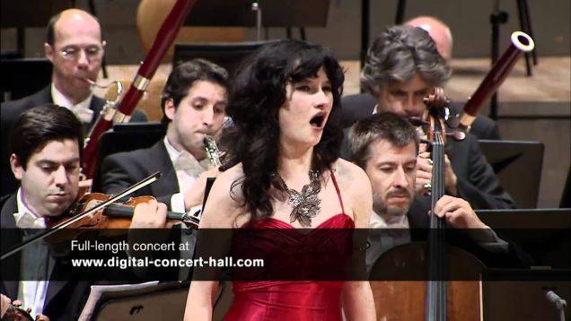 Mozart Arias Berlin 2011 Anna Prohaska Claudio Abbado