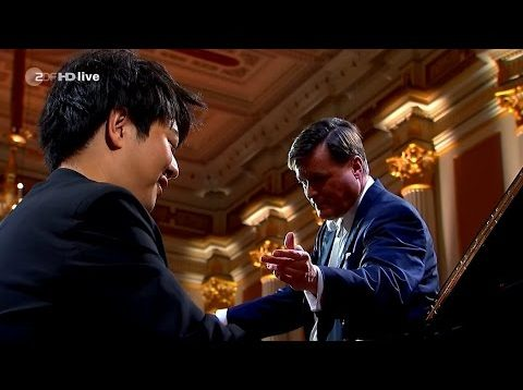 <span>FULL </span>New Year's Eve Concert Dresden 2015 Lang Lang Shaham Meachem Thielemann