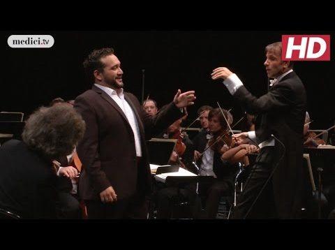 Opera Gala with Dinara Alieva and René Barbera Annecy 2015