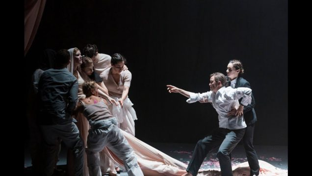 Orfeo ed Euridice Dublin 2019 Carty Power Nash