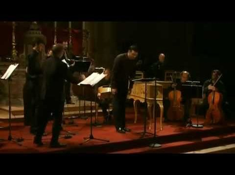 Purcell Airs d'operas and Songs Beaune 2010 Andreas Scholl