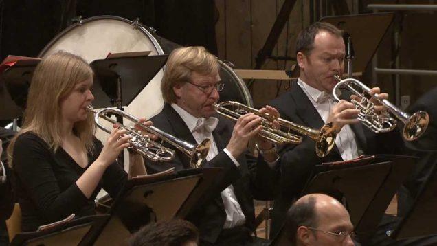 Quattro pezzi sacri Berlin 2012 Rubens Thielemann
