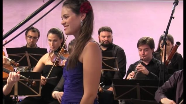 <span>FULL </span>Regula Mühlemann sings Mozart Boswil 2015