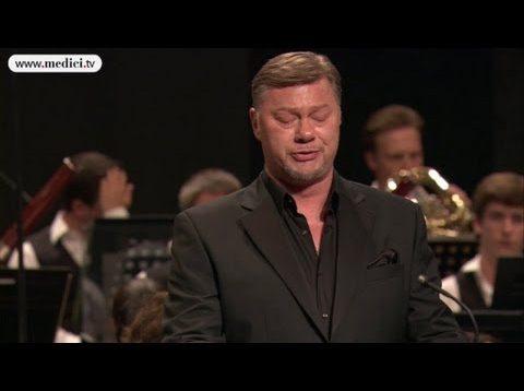 Rene Pape sings Wagner Verbier 2012