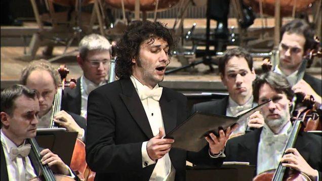 Rinaldo (Brahms) Berlin 2010 Jonas Kaufmann Clausio Abbado