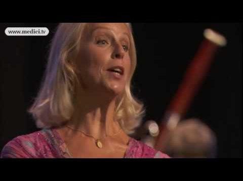 Songs of Auvergne Verbier 2010 Anne Sofie Von Otter