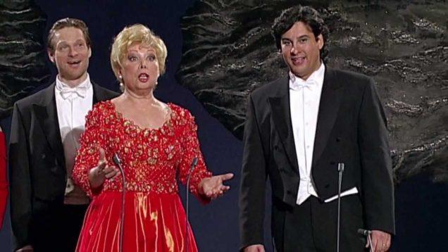 Songs of Love & Desire New Year's Eve Concert Berlin 1998 Abbado Schäfer Freni Alvarez Keenlyside