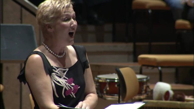 Symphonische Stücke aus der Oper Lulu Berlin 2009 Denoke Rattle