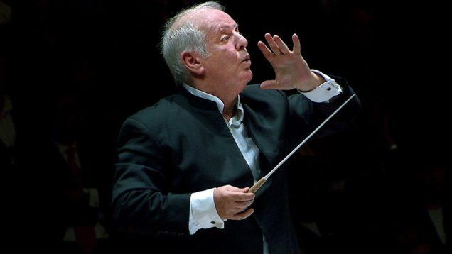 The Dream of Gerontius (Elgar) Berlin 2012 Barenboim Larsson Storey Youn