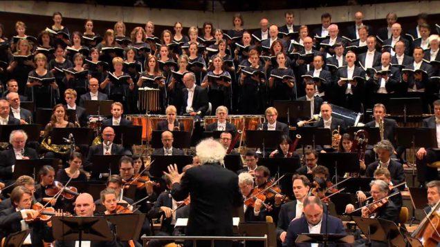 War Requiem (Britten) Berlin 2013 Magee Ainsley Goerne Rattle
